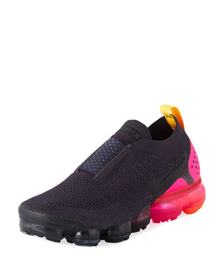 Nike Air Vapormax Flyknit Moc 2 Slip-On Running