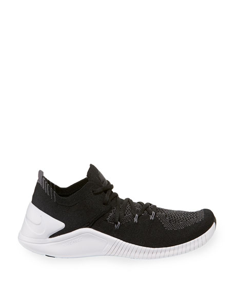 Free FlyKnit Lace-Up Sneakers