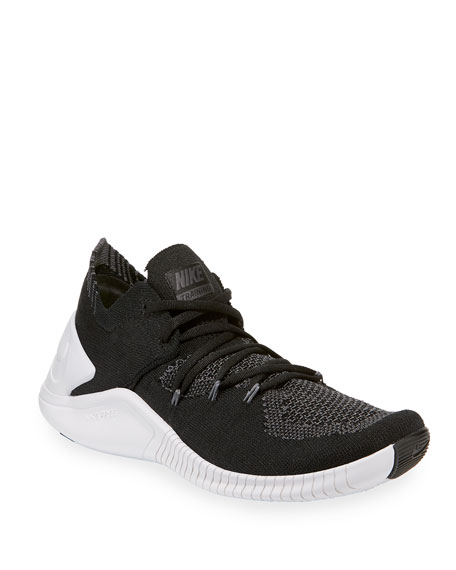 Nike Free FlyKnit Lace-Up Sneakers