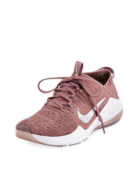 Air Zoom Fearless Flyknit 2 Lm Training Shoe, Mauve