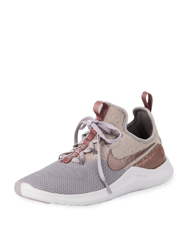 17e331d66e95 Nike Free Trainer Mixed Sneakers