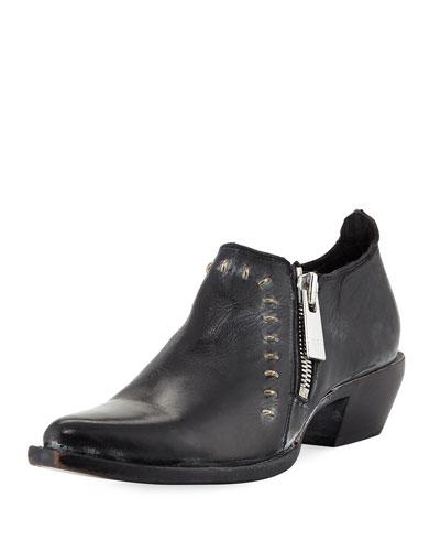 Sacha Rebel Short Ankle Boot