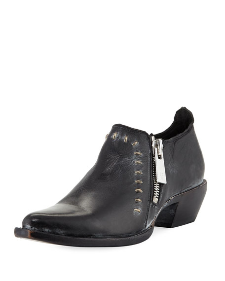 Frye Sacha Rebel Short Ankle Boot