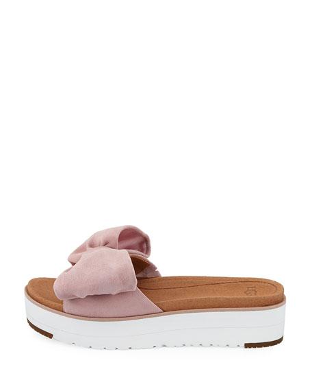 Joan Platform Bow Sandal