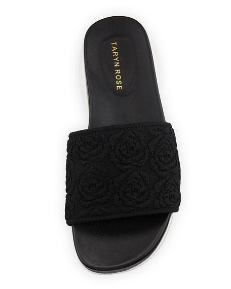 Iris Comfort Knit Pool Slide Sandal