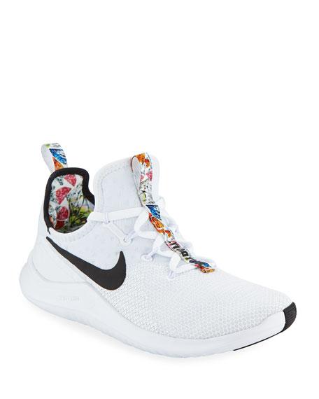 Free Print-Trim Trainer Sneakers