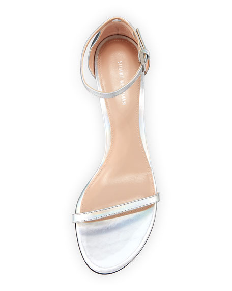 45NUDIST Laser Iridescent Sandal