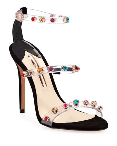 Rosalind Gem Strappy Sandal