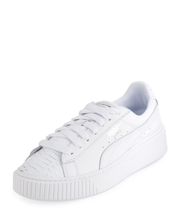 462487e2044 Basket Platform Ocean Sneakers
