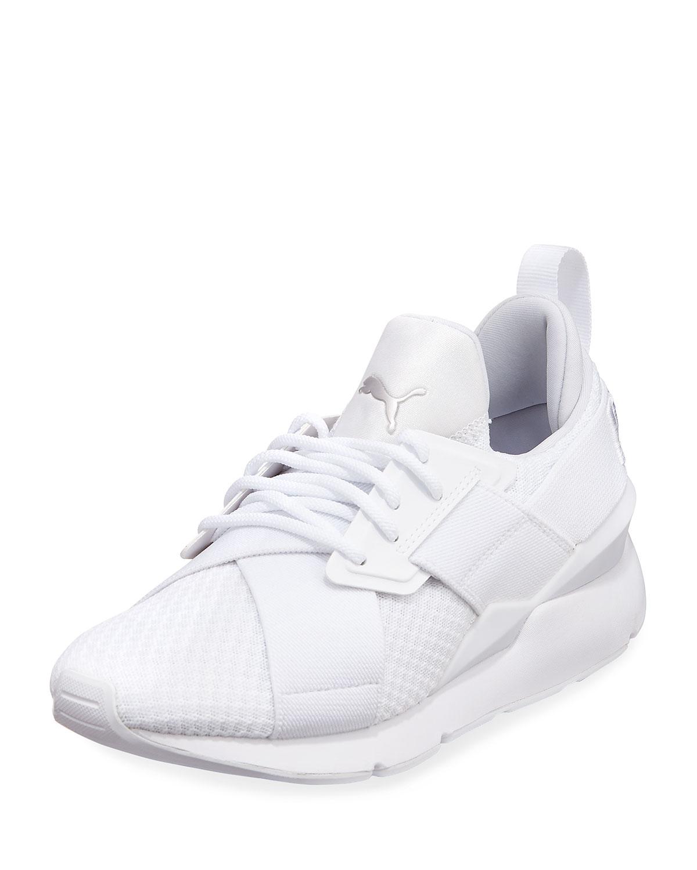 d3c575c1811 Puma Muse Evo-Knit Sneakers