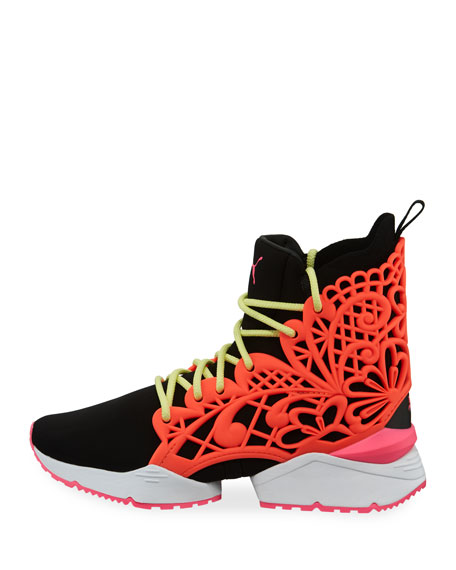 x Sophia Webster Muse Echo Candy Princess Sneakers