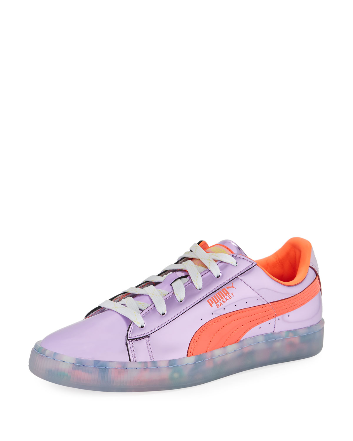 cb2fc8a1f5f6 Puma x Sophia Webster Candy Princess Leather Sneakers