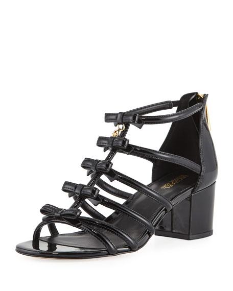 MICHAEL Michael Kors Veronica Caged Bow Sandal