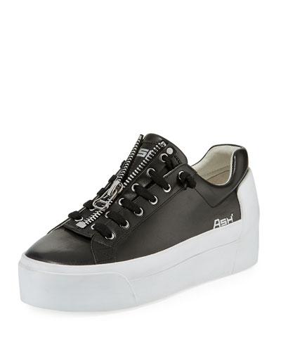 Buzz Zip Platform Sneaker
