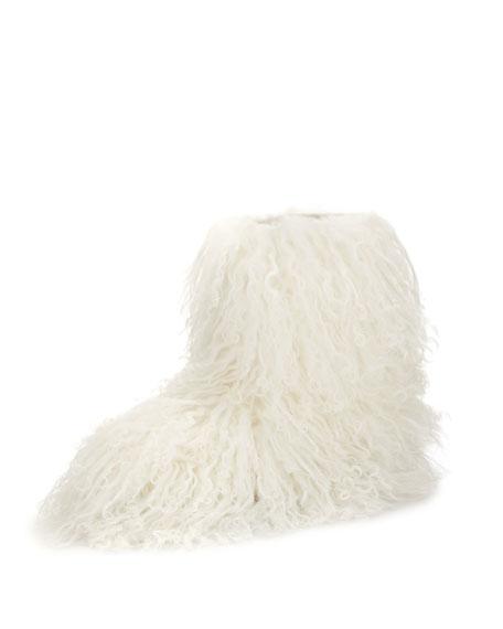 11550585b3d Fluff Momma Mongolian Fur Boot