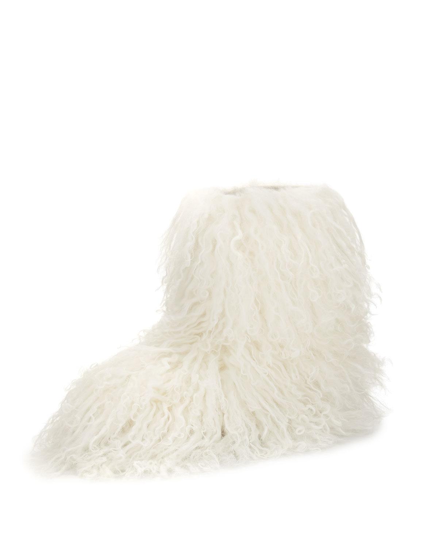 9bee3880547 Fluff Momma Mongolian Fur Boot