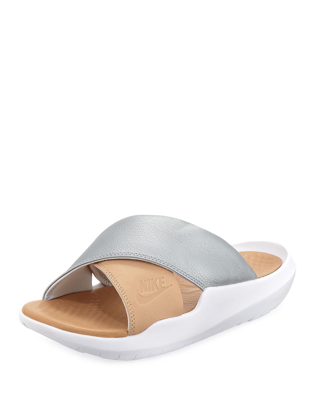 2834a8d55 Nike Benassi Future Cross Ergonomic Slide Sandal