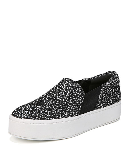 Warren Knit Platform Sneakers
