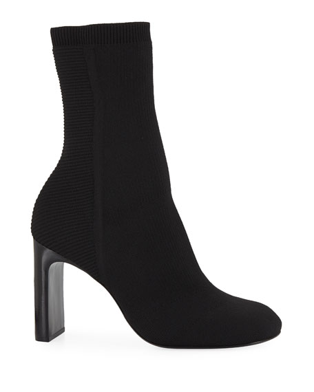 Ellis Slim-Knit Ankle Boot