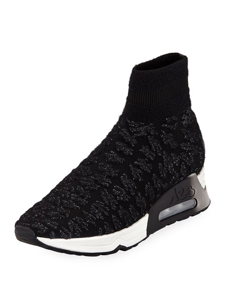 Lullaby Knit High-Top Sneaker