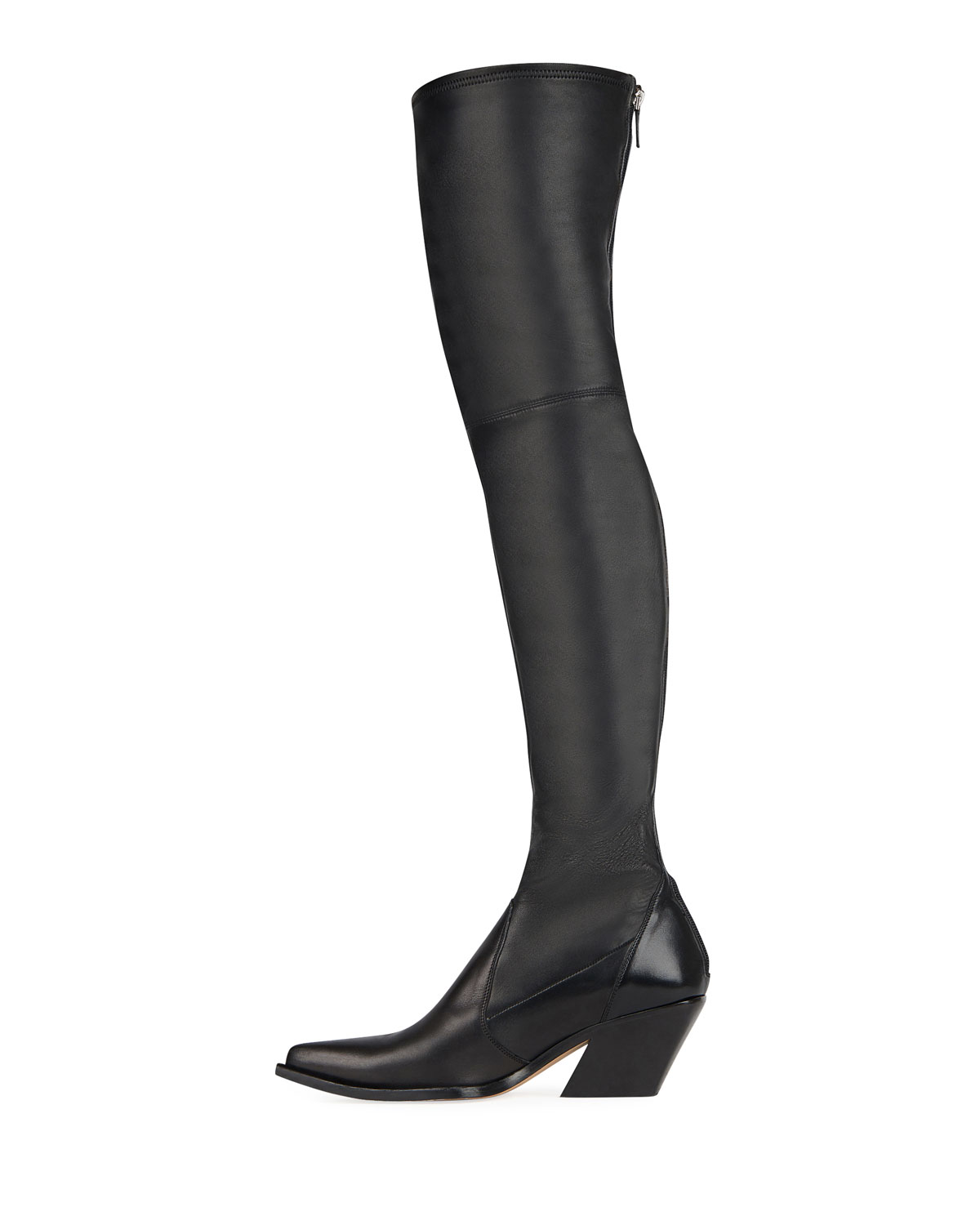 aea2fe3f425 Givenchy Over-The-Knee Cowboy Boot