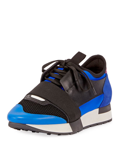 Race Colorblock Sneaker