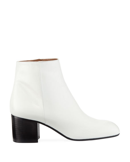 Selda Smooth Calf Bootie