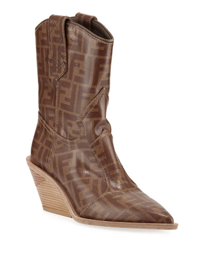 FF Short Western Booties