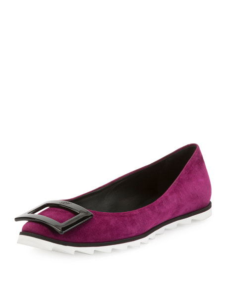 Roger Vivier Viv' Gommette ballet flats sale nicekicks free shipping footlocker outlet low price fee shipping best seller sale online 2MLPmhoH