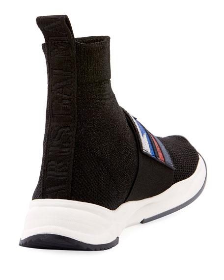 Cameron Glitter Bolt Sneakers