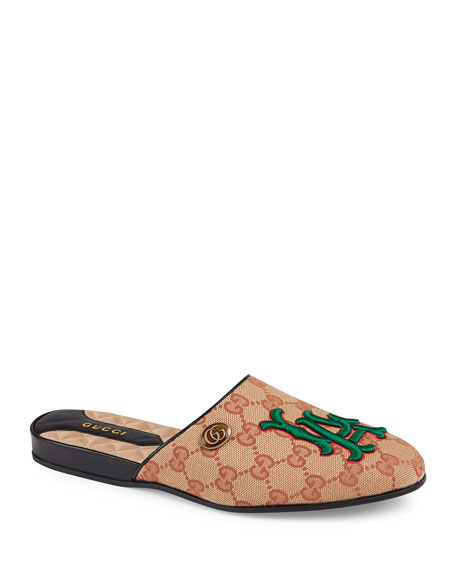 Gucci Los Angeles Angels MLB Slipper Mules