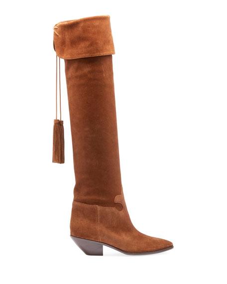 Lukas West Wyatt Ove-the-Knee Boot