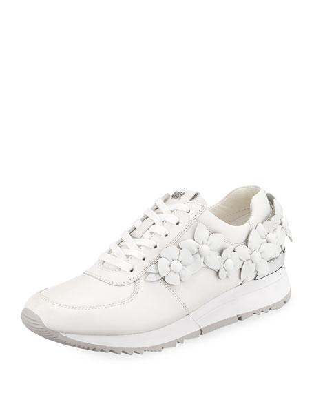 MICHAEL Michael Kors Allie Floral Trainer Sneaker
