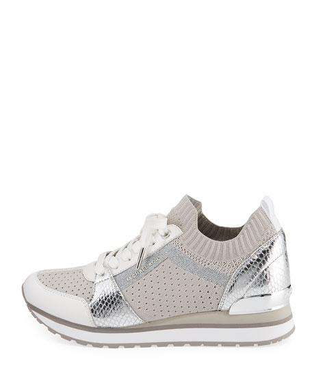 Billie Knit Trainer Sneakers