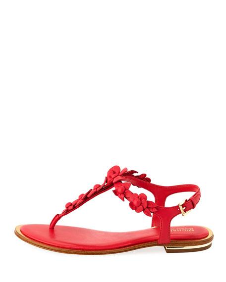 Tricia Flower Thong Sandal
