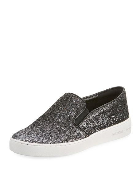 MICHAEL Michael Kors Keaton Chunky Glitter Sneakers