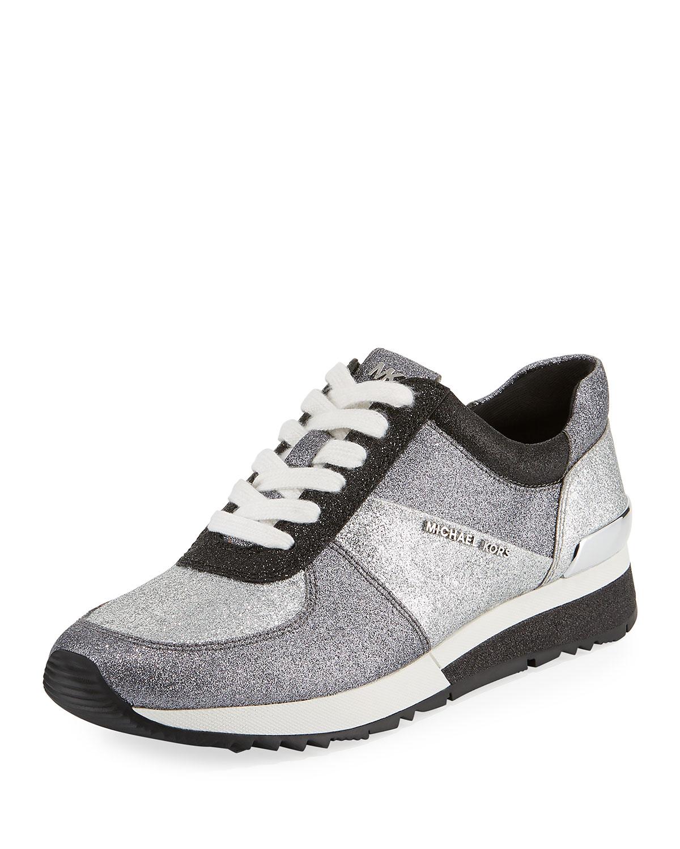 c068d2caade7 MICHAEL Michael Kors Allie Wrap Trainer Sneakers