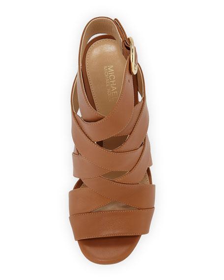 Alana Woven Strappy Sandal