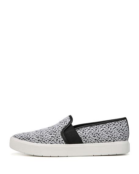 Blair Yeti Knit Slip-On Skate Sneakers