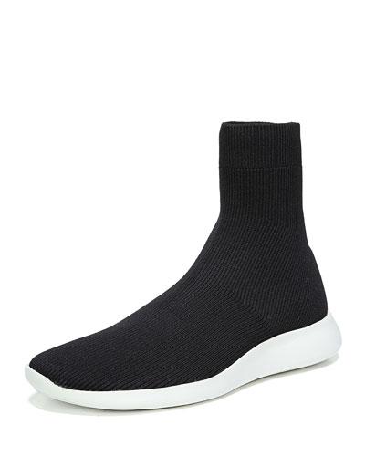 Abbot High-Top Sock Sneakers