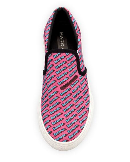 Love Mercer Platform Sneakers