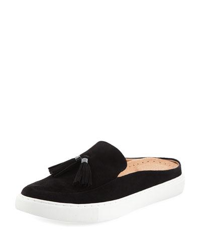 Rory Suede Mule Sneakers