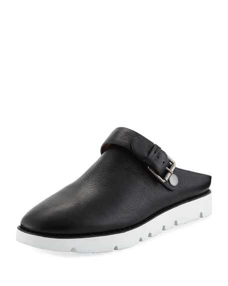 Gentle Souls Esther Convertible Leather Sneaker Mules