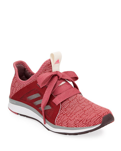 Edge Lux Stretch-Knit Sneakers