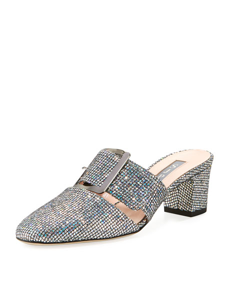 Hita Sparkle 50mm Mule