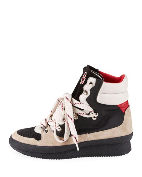 Brendta Platform Hiker Sneaker