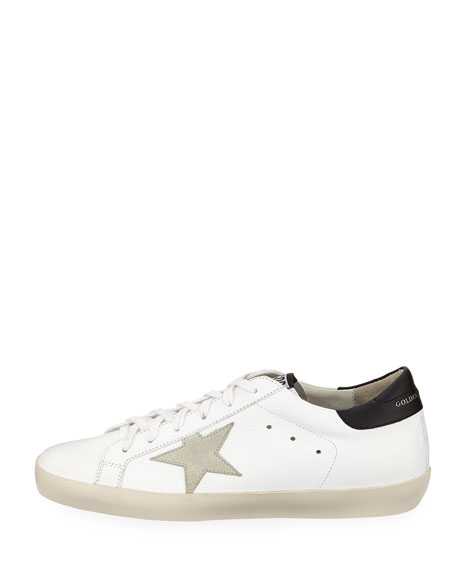 Superstar Leather Low-Top Platform Sneaker
