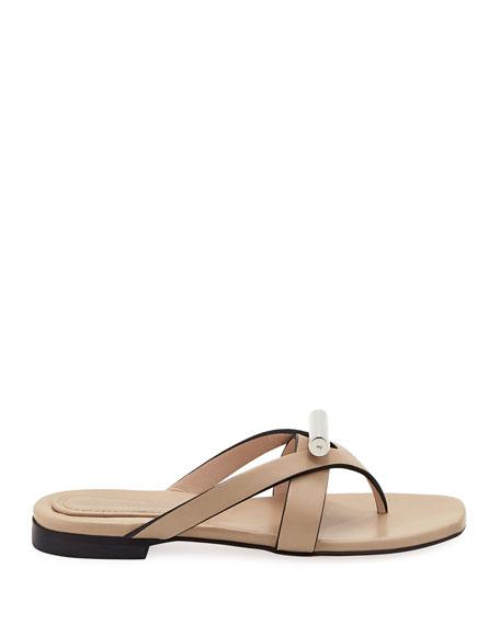 Arro Flat Thong Slide Sandal