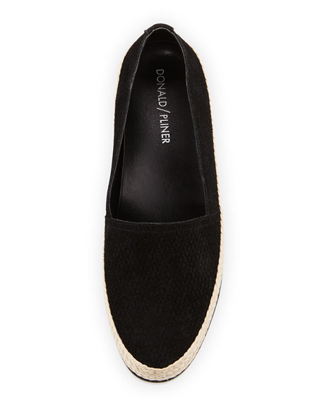 Palm Perf Suede Slip-On Sneakers