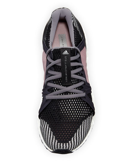 UltraBOOST Flat-Knit Trainer/Runner Sneakers